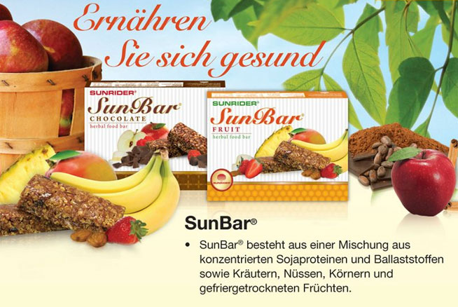 Sunrider SunBar