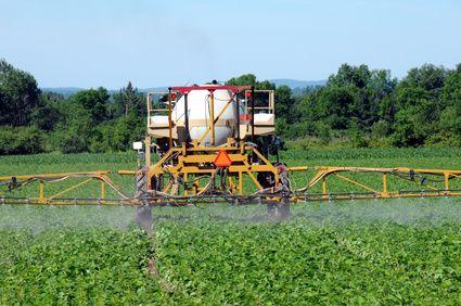 Pestizide Herbizide DDT
